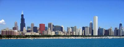 skyline of Michigan deregulated energy